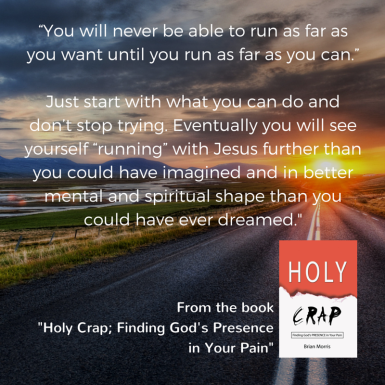 Running Ch 1 Quote