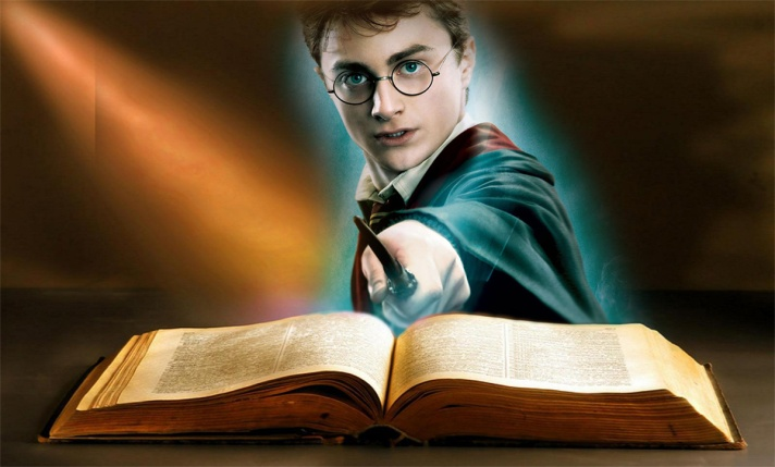 prayer Harry Potter
